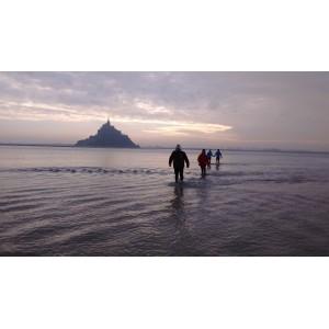 Traversée 24/11/18 Mt St Michel acompte