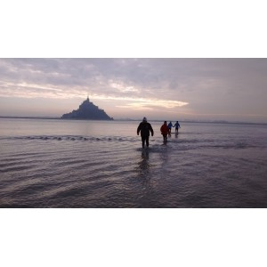 Traversée 17/03/18 Mt St Michel acompte